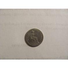 CY - 4 pence / groat 1846 Marea Britanie / argint / raruta