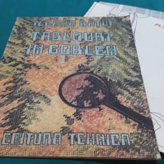 TABLOURI ÎN GOBLEN + PLANȘE/ ILEANARAȚIU/ 1984