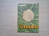 CONOPIDA -  M. Voinea -  Editura Agro-Silvica, 1967, 136 p.; tiraj: 4000 ex.