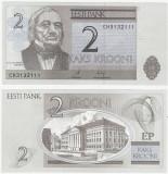 SV * Estonia  KAKS  KROONI  /  2  COROANE  2006  *  Karl Ernst von BAER      UNC