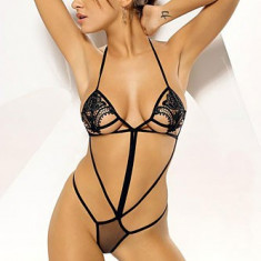 Body Negru Hot Obsessive Body Luiza Black