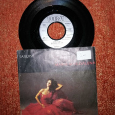 "Sandra Maria Magdalena RCA 1985 Benelux single vinil vinyl 7"""