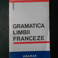 ANCA COSACEANU - GRAMATICA LIMBII FRANCEZE