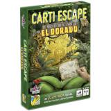 Joc de societate dv Giochi, Carti Escape Ed. II, Misterul din Eldorado