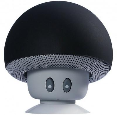 Boxa Portabila Bluetooth iUni DF17, Microfon, Apeluri Handsfree, Negru foto