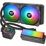 Cooler procesor Thermaltake Floe RC RGB 240 Premium Edition aRGB