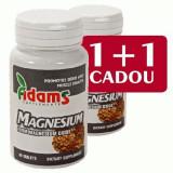 Magneziu 375mg, 30cps, Adams Vision 1+1