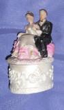 Jurământ logodnă în miniatură