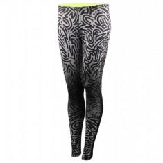 Pantaloni sport femei Reebok Ombre Gri M
