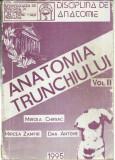 AS - MIRCEA CHIRIAC - ANATOMIA TRUNCHIULUI, VOL. II