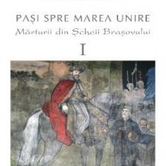 Pasi spre Marea Unire. Marturii din Scheii Brasovului vol.1 - Vasile Oltean