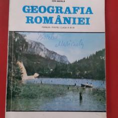 GEOGRAFIA ROMANIEI CLASA  A XII A TUFESCU ,MIERLA , GIURCANEANU, Clasa 12, Geografie