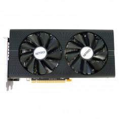 Placa video Sapphire Radeon RX 480 Nitro OC, 8GB GDDR5, HDMI, Display Port, DVI, 256 Biti, 8 GB, AMD