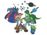Decoratiune pentru camera copii Toy Story SRTS-95001
