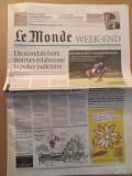 Cumpara ieftin Le Monde Weekend / 1 octombrie 2011 / Nokia Cluj - apartenenta de gen