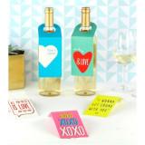 Etichete pentru sticla de vin - Love | DOIY