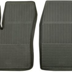 Covorase auto (fata, cauciuc, 2 bucati, culoare negru) FIAT PANDA; OPEL CORSA D dupa 2003