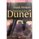 Imparatul-Zeu al Dunei, Frank Herbert