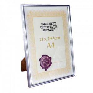 Rama foto, model pentru documente A4, 21×29.7 cm