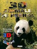 Cumpara ieftin 3D - Animale in pericol - Cu un poster si ochelari 3D/***
