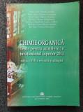 CHIMIE ORGANICA - TESTE PENTRU ADMITERE IN INVATAMANTUL SUPERIOR 2014 - Greabu