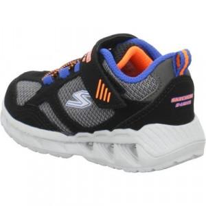Tenisi Copii Skechers Sneaker Low Magnalights 90750NBBOR