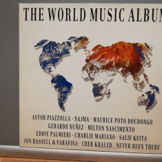 The World Music Album – Selectii (1988/Intuition/RFG)  - VINIL/Impecabil