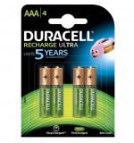 Acumulator Duracell AAAK4 900mAh 4buc Verde