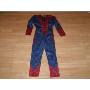 costum carnaval serbare spiderman pentru copii de 6-7 ani