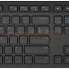Kit Tastatura Dell si Mouse Wireless KM636 (Negru)
