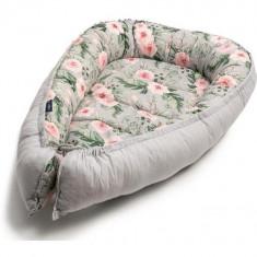 Protectie somn cu 2 fete Baby Nest Womar Zaffiro AN-BN-02 B3406572