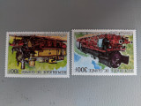 Guineea - Timbre trenuri, locomotive, cai ferate, nestampilate MNH, Nestampilat