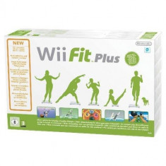 Wii Fit Plus cu joc Shaun White Skateboarding Wii