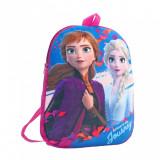 Ghiozdan de plus Disney Frozen 2, 26 x 32 cm