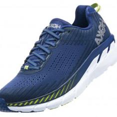 Clifton 5 pantofi alergare barbati albastru inchis UK 9