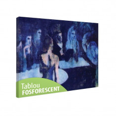 Tablou fosforescent Pablo Picasso