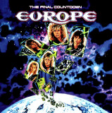 Europe The Final Countdown remastered (cd)