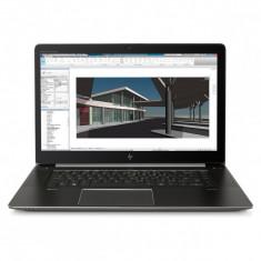 Laptop HP ZBook Studio G4 cu procesor Intel® Core i7-7700HQ, 15.6 inch, Full HD, 16 GB DDR4, 256 GB SSD, nVidia Quadro M1200 4GB, Windows 10 Pro, Intel Core i7