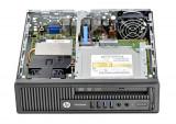 Calculator HP EliteDesk 800 G1 USDT Intel Core i7-4770s 3.90 GHz Generatia a 4-a, 4 GB DDR3 ,HDD 500 GB, Intel HD Graphics 4600 + Windows 10 Professio