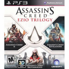 Assassin´s Creed Ezio Trilogy PS3