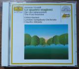CD Vivaldi - The Four Seasons [Gidon Kremer, Claudio Abbado], Deutsche Grammophon