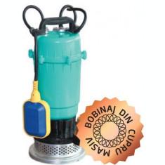 Pompa Apa Sumersibila - Apa Curata - QDX-32-F PRO - 750W - Bobinaj CUPRU