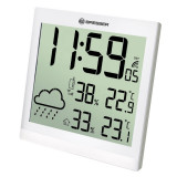Statie meteo Bresser JC, termometru, higrometru, alarma, 6 x AA
