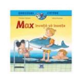 Max invata sa inoate. Soricelul cititor - Sabine Kraushaar, Christian Tielmann