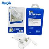 Incarcator retea casa cu cablu USB MicroUSB 2000mAh IMU Samsung Galaxy Folder2
