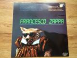 FRANK ZAPPA - Francesco Zappa (1984,EMI,EEC)  vinil vinyl