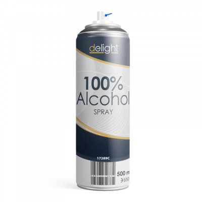 Spray Alcool 100% - 500 ml Best CarHome foto