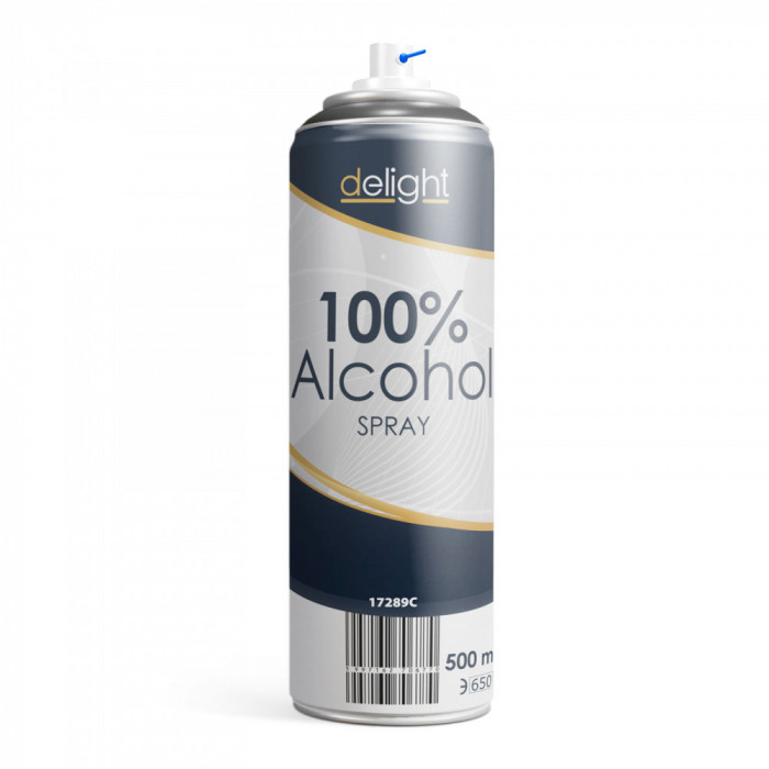 Spray Alcool 100% - 500 ml Best CarHome