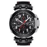 Cumpara ieftin Ceas barbatesc Tissot T-Race Chronograph Automatic, Negru, T115.427.27.057.00
