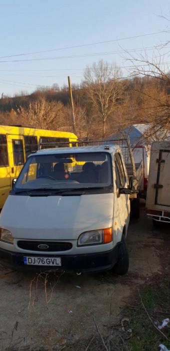 Ford Transit basculabil